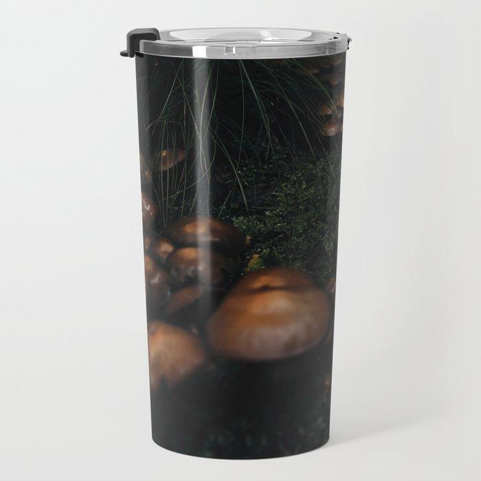 Dark woods Travel Mug