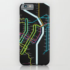 Rail Transit of Portland, Oregon iPhone 6s Slim Case