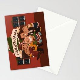 Christmas OT5 Stationery Cards