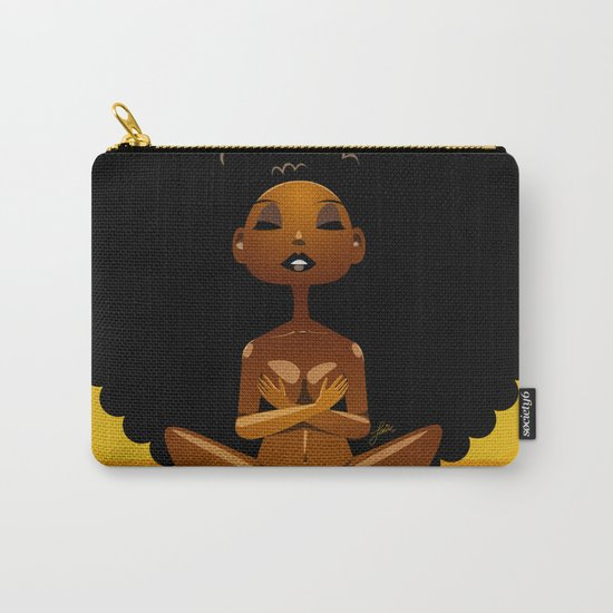 Spiritual AfroGirl Carry-All Pouch