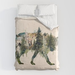 Wolf is the Pride of Nature Comforters