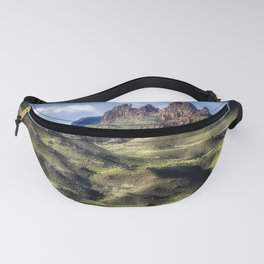 Wyoming Landscape Fanny Pack