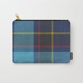 Tartan Of The U.S. Air Force Carry-All Pouch