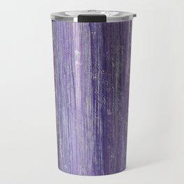 Purple Woodland Travel Mug