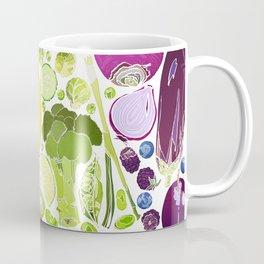 Eat Well Coffee Mug