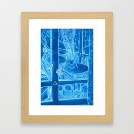 Paris 1 Framed Art Print