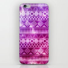 Tribal Fuschia.  iPhone Skin