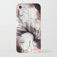 cyberpunk iPhone & iPod Cases featuring Cyberpunk by TheTaserMonkey
