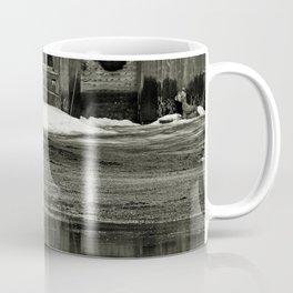 Barn Reflected Coffee Mug