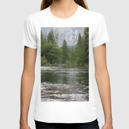 Yosemite Merced River T-shirt