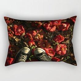 Im not dead yet. Rectangular Pillow