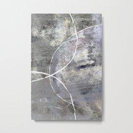 Canvas No. 1 Metal Print