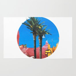 Meat Dream Party Land Series · Meat Desert City Dream Town · QV Rug