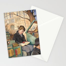 The Bookseller's Son Stationery Cards