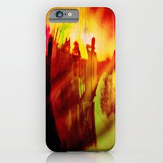 The fire iPhone 6s Slim Case