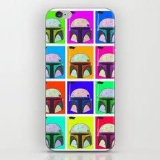 Boba-Hol iPhone & iPod Skin