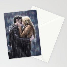 November Rain Stationery Cards