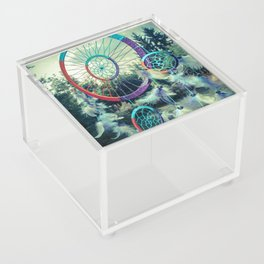 Dream Catcher Acrylic Box