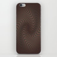 leather iPhone & iPod Skins featuring In leather by Laake-Photos