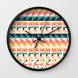 Pattern # 1 Wall Clock