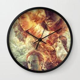 Gingerbuns Wall Clock