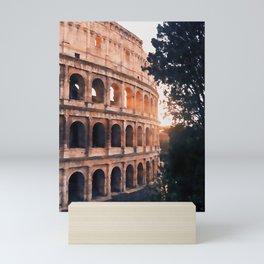 Colosseum, Rome Mini Art Print