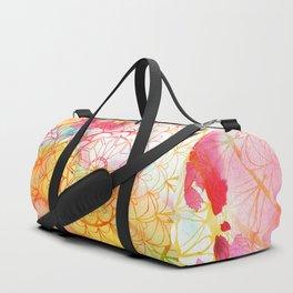 Mandala Water Color II Duffle Bag