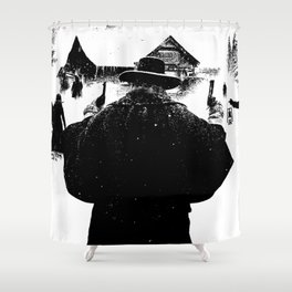 The Hateful Eight Shower Curtain