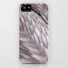 Purple S iPhone Case