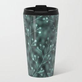 Green Berries Travel Mug
