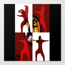 Mgyver 3 Canvas Print