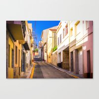 spain Canvas Prints featuring Spain by Nskey
