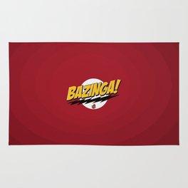 Sheldon Bazinga! Rug