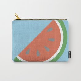 Bright Summer Watermelon Carry-All Pouch