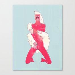 Eau de toilette Canvas Print