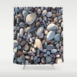 Stones Shower Curtain