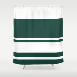 Spartans Color Shower Curtain