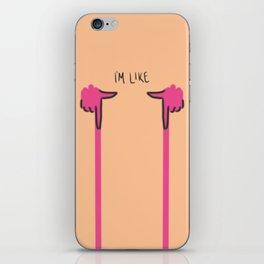 """""""I'm Like TT"""" iPhone Skin"""