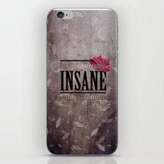 This Alternative Reality iPhone & iPod Skin