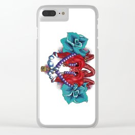 Conjoined Clear iPhone Case