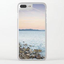 Sucuraj 1.5 Clear iPhone Case