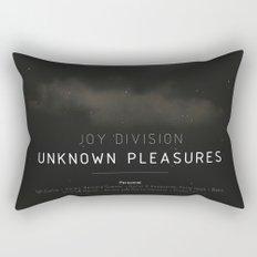 Unknown Pleasures Rectangular Pillow