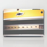 truck iPad Cases featuring Old truck by Julia Goss Photography