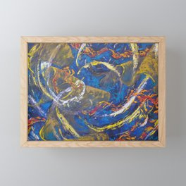 Your Word: You Breathed (2 Timothy 3:16) Framed Mini Art Print