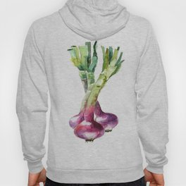 SPRING ONION PAINTING Hoody