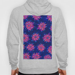 Pink Autumn Glory Hoody