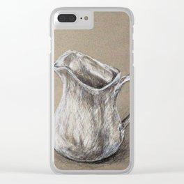 Milk Jug Clear iPhone Case