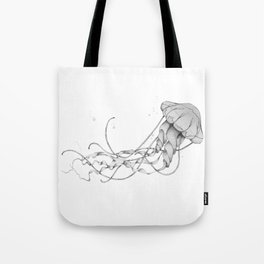 Sketchy Jelly Tote Bag