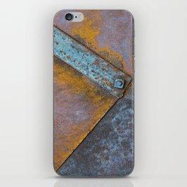Rust Pattern  iPhone Skin