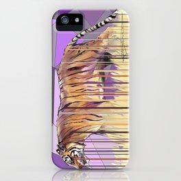 Tiger Disambiguation iPhone Case